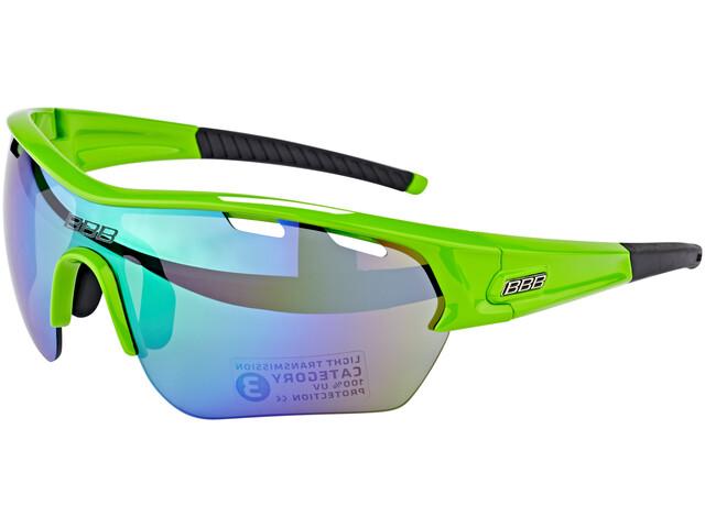 BBB Select XL BSG-55XL Cykelbriller grøn